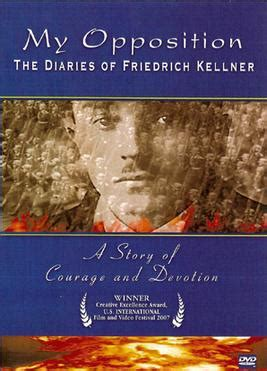 my opposition the diary of friedrich kellner a german against the third reich books my opposition the diaries of friedrich kellner