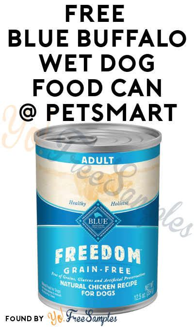 petsmart blue buffalo puppy free blue buffalo food can at petsmart with coupon petperks members yo
