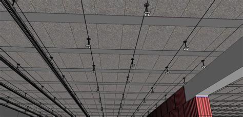Faux Plafond En Placo by Batirsamaison Net Comment Faire Un Plafond Suspendu En