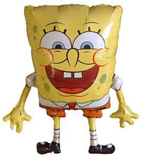 Balon Foil Karakter Spongebob 60 Cm hits f 252 r