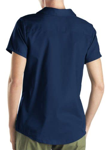 Kemeja Workshirt Dickies Abu Gret dickies s sleeve work shirt gray medium buy in uae apparel products in