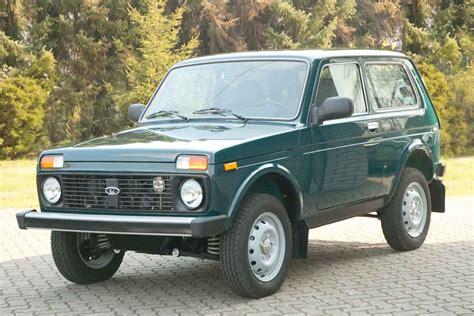 Lada NIVA history, photos on Better Parts LTD