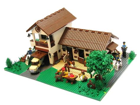 cool lego house spunkycarol