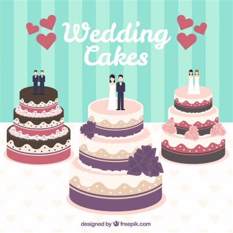 Wedding Cake Images Free by Wedding Cakes Illustration Vector Free