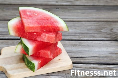 The Watermelon Diet For Weight Loss And Detoxing by The 5 Days Watermelon Diet Plan To Lose Weight Fitness