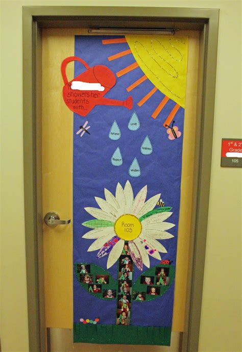 door decoration teachinghelp org