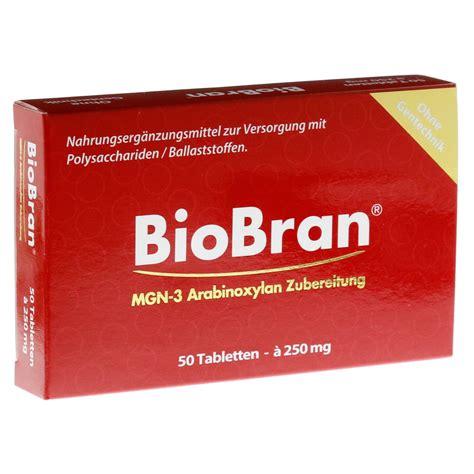 biobran 250 tabletten 50 st 252 ck bestellen medpex