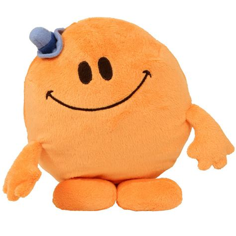cuddly plush soft toy mr men and little miss character