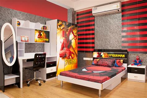 kids spiderman bedroom spiderman bedroom set