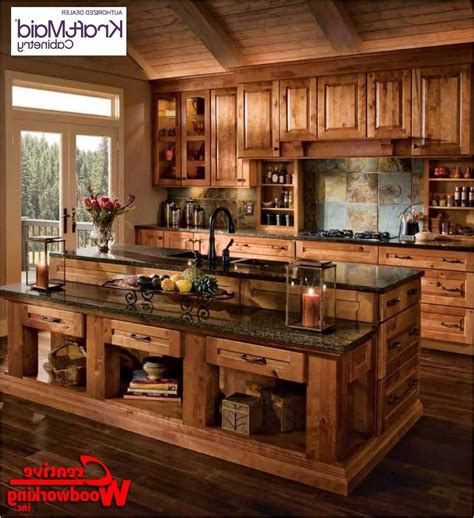 amazing of small rustic kitchen design ideas stephniepalm