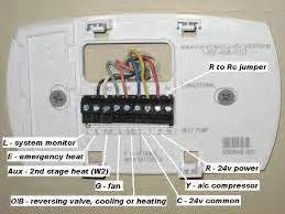 honeywell thermostat chronotherm iii wiring diagram 24 volt furnace transformer wiring diagram