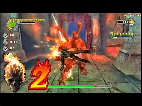 psp themes ghost rider ghost rider walkthrough psp part 1 by rasan69 game