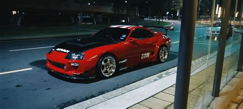 jdm supra this ridox toyota supra is 90s jdm at its best the drive