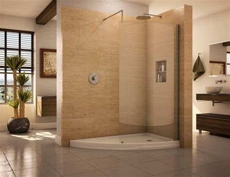 Concept Design For Shower Stall Ideas Open Shower Ideas Awesome Doorless Shower Creativity Decor Around The World