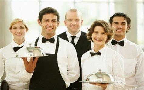 cameriere estero cameriere