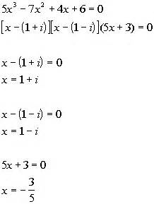 how do you write a polynomial function in standard form
