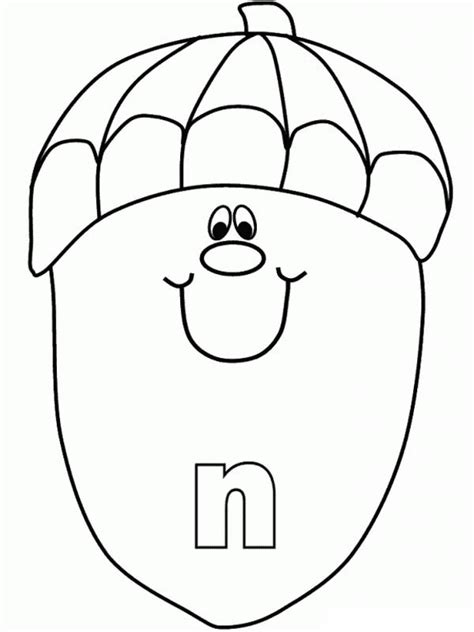 Lowercase N Coloring Page by Lowercase Letter A Coloring Pages Coloring Pages