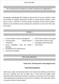 resume format for experienced accountant best resume gallery