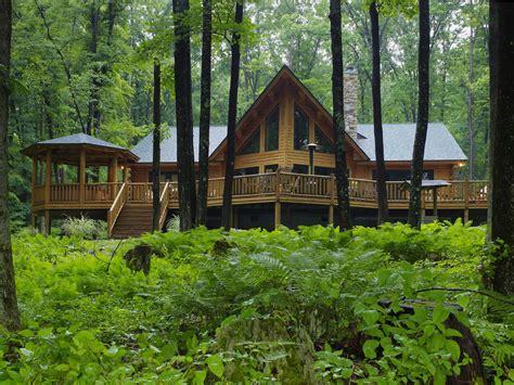 plantation  katahdin cedar log homes