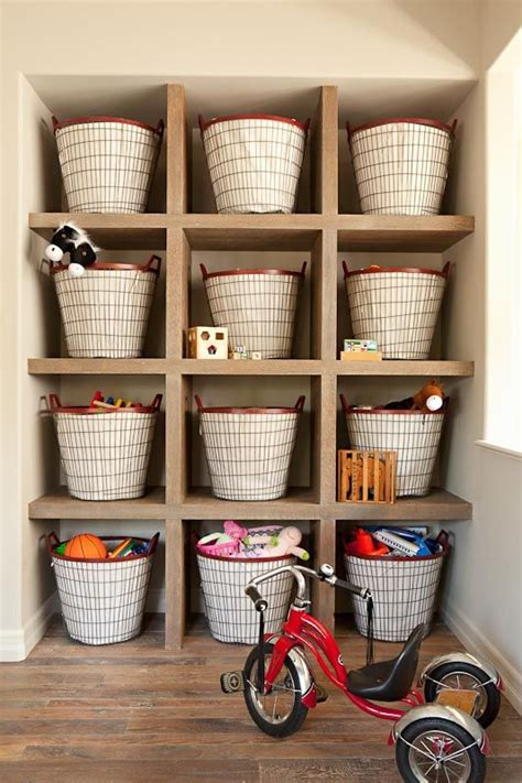 idea storage keep your kids room clean and tidy with some brilliant