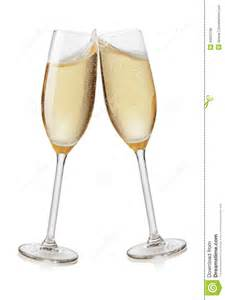 Good Wedding Toasting Flutes #3: Champagne-flutes-toasting-isolated-white-background-40003196.jpg