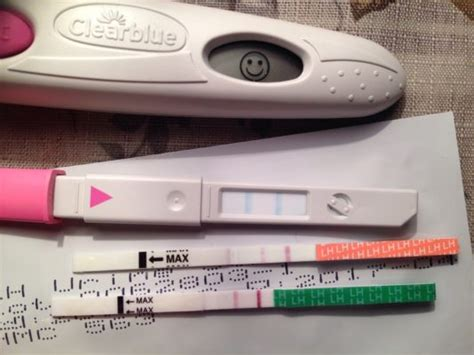 how do pregnancy tests work digital urine home
