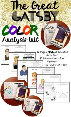 color symbolism in the great gatsby movie color symbolism in the great gatsby literature