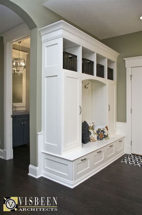mudroom lockers with bench built ins 30 awesome mudroom ideas hative