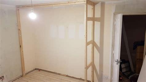 building fitted sliding wardrobe frame www