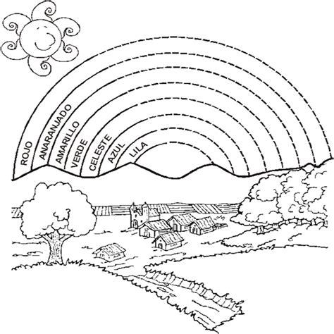 imágenes del universo para niños dibujos paisajes para colorear ni 241 os