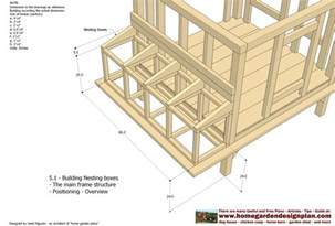 House Dimensions Online poultry house construction plans free with chicken coop