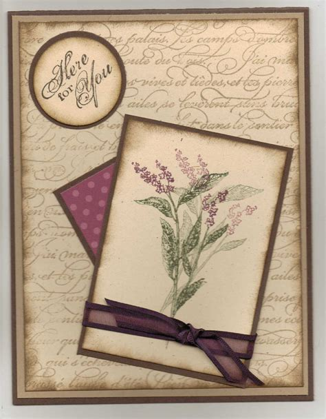 Beautiful Cards Handmade - beautiful handmade card stin up other all occasion
