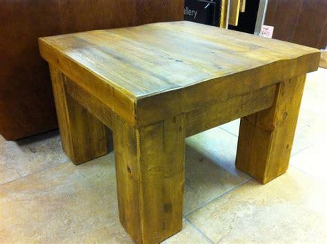 Railway Sleeper Table by Pine Coffee Table From New Railway Sleepers
