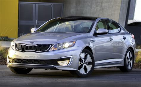 Kia Optima Hybird 2014 Kia Optima Hybrid Review Cargurus