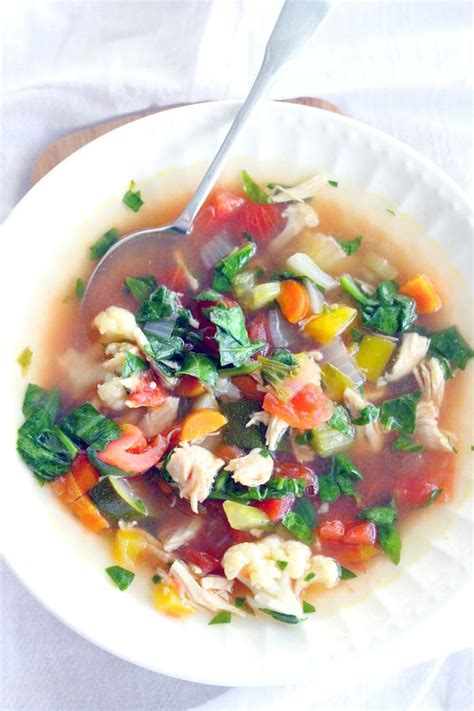 Chicken Detox Soup Calories by 25 Best Ideas About Chicken Vegetable Soups On