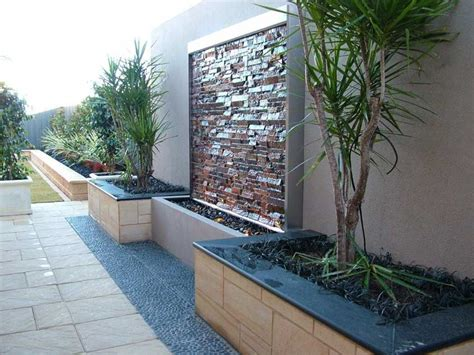 Urban Creative Landscapes Water Features Landscaping Backyard Feature Wall Ideas