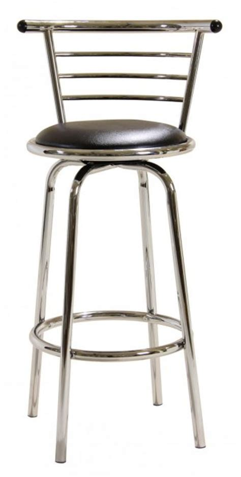 chrome swivel bar stools with back bar stool chrome swivel wide back bm 020p