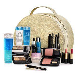 lancome ultimate christmas beauty box 2012 gift set