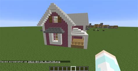 cute minecraft house cute minecraft houses pictures to pin on pinterest pinsdaddy
