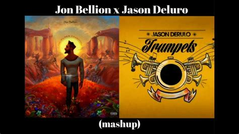 jason derulo jon bellion jon bellion x jason derulo trumpets go low youtube