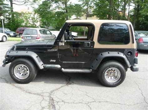 4cyl Jeep Wrangler Mpg Sell Used 1998 Jeep Wrangler 4 Cyl 5 Speed In West