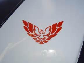 Pontiac Grand Am Decals 93 02 Firebird Formula Trans Am Quot A Quot Pillar Decals