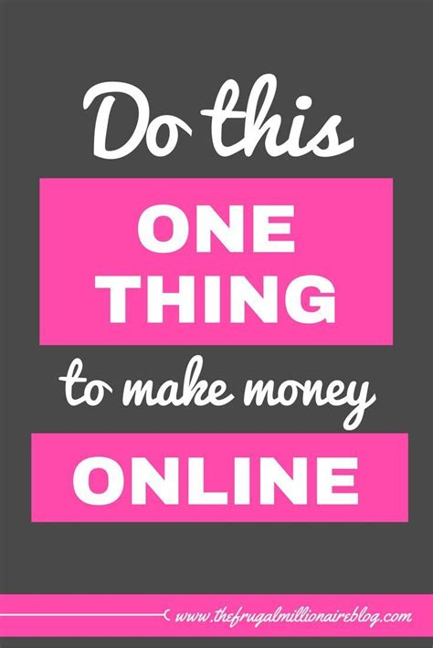 I Want To Make Money Online - 15255 best ways to make more money images on pinterest