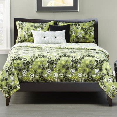 Green And Black Bedding Sets Lime Green And Black Comforter And Bedding Sets