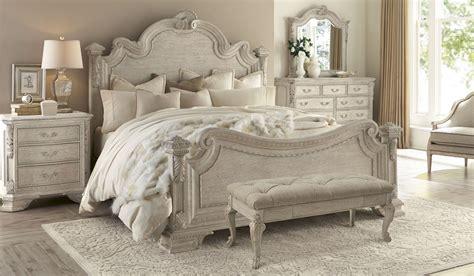 dove grey bedroom furniture renaissance dove grey estate bedroom set from art 243155
