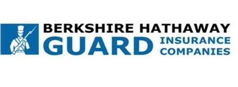 BERKSHIRE HATHAWAY GUARD INSURANCE COMPANIES Trademark of