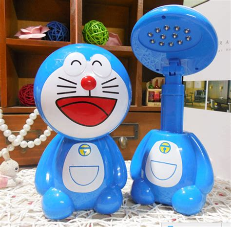 Lu Led Meja Kartun Baymax lu led meja kartun doraemon blue jakartanotebook