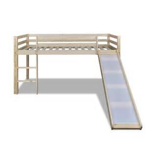 la boutique en ligne lit mezzanine avec 233 chelle toboggan
