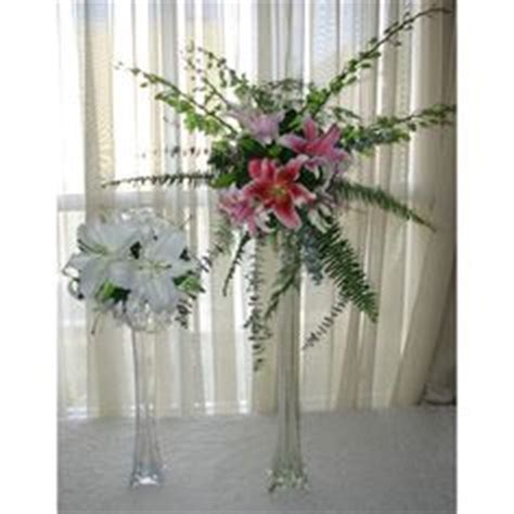 Floral Foam Holder For Tower Vases by Lighted Branch Arrangements In Eiffel Tower Vases