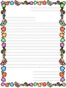 letter writing templates for first grade writing